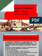 Economia de La Independencia Guano