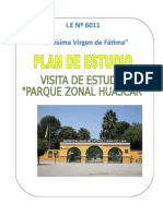 proyecto VISITA DE ESTUDIO