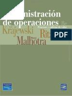 Administración de Operaciones - 8va Edición - Krajewski, Ritzman & Malhotra