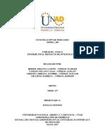 Proyecto Investigación de Mercados Grupo 137