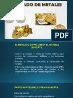 8. Mercado de Metales