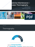 Sharing Knowledge Basic PdM - Thermography