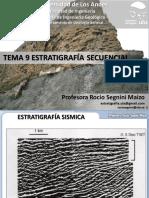 Tema 9. Estratigrafia Secuencial