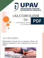 ALCOHOLISMO»
