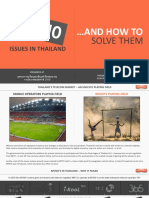 MVNO Issues in Thailand and How to Solve Them