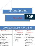 RIESGOS MINEROS