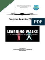 Pelaksanaan Learning Walks Sksk 2017