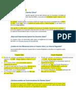 Diferencia Entre Usuarios Libre y Regulados