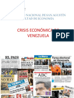 economía venezolana con Chavez