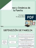 Dinámica Familia