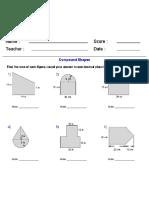 geometry worksheet pdf