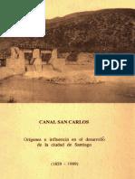 Canal San Carlos  orígenes e influencia en el desarrollo de la ciudad de Santiago.pdf