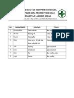 Dinas Kesehatan Kabupaten Sumbawa