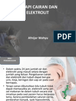 245975789 Terapi Cairan Dan Elektrolit