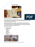 changing the pickups on your guitar final