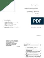 Gadamer Verdad y Metodo.pdf