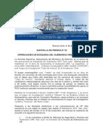 Gacetilla de Prensa Nº53