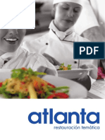 Catalogo de Tapas Atlanta