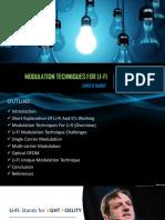 006 b Lifi ModulationTech