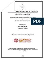Wireless Appliances Control Report.doc