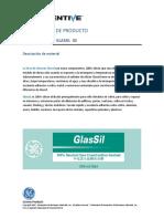 Hoja Tecnica de Producto Glassil Msds