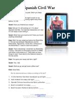 EFL Reading Past Simple-Present Perfect