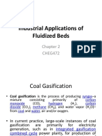 Application of Fluidization in Industry