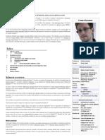 Edward Snowden - Wikipedia, La Enciclopedia Libre