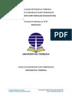 Soal Ujian Ut Pgsd Pdgk4301