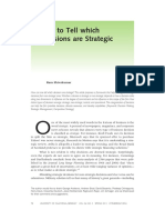 How to tell which decisions are strategic.pdf