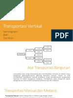 Transportasi Vertikal