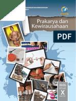 Prakarya Dan Kewirausahaan Sm 1 - Buku Siswa10 Melihat.net