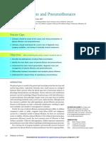 Pleural Effusions Ang Pneumothoraces