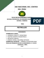 Trabajo Petroleo