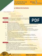 Ley Federal de Turismo
