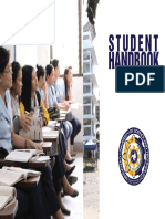 USTP Student handbook