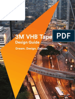 3M VHB Tape Design Guide HiRes