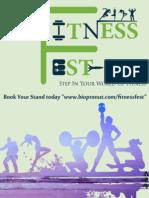Fitness Fest 2018 - Exhibit Proposal Chandigarh