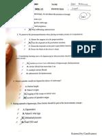 Post Test Bss II