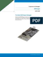 Atmel 42723 AVR Dragon UserGuide