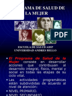 PROGRAMA DE SALUD DE LA MUJER.ppt