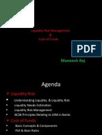 IFIM - Liquidity Risk & Cost of Funds