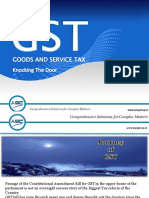 gst on services in india.pptx