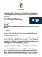 Letter Psa Marriage