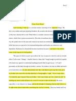 project space final portfolio essay