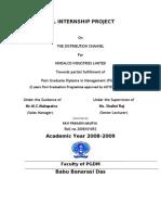 Ravi Hondalco Project