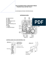 Práctica de Calibración Completa Fisher 4150 6 a 30