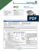 Vega Datasheet