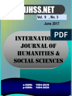 Vol 9 No 3 - June 2017