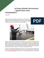 20 Hand Signal Sesuai Standar Internasional OSHA